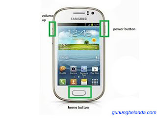 Cara Flashing Samsung Galaxy Fame GT-S6810B