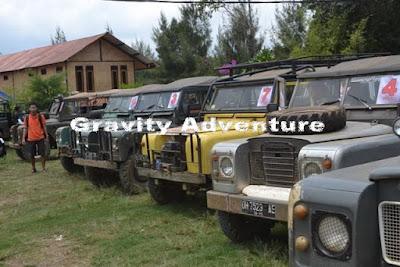 Offroad di Lembang Bandung Gravity Adventure