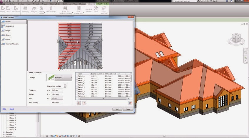 2d drawing and drafting tools 2d cad software autodesk for Roof drawing software
