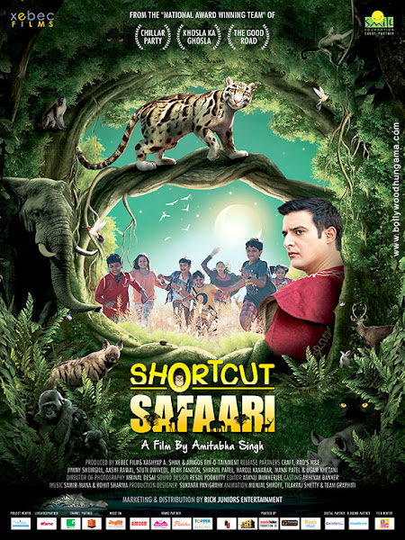 Shortcut Safaari (2016) Movie Poster