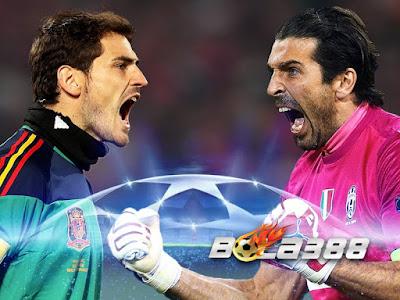 Situs Agen Sportbook Terlengkap - Laga Porto vs Juventus Akan Menjadi Pentas Pertarungan Dua Kiper Veteran
