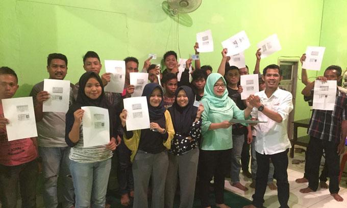 Lihat Kompaknya Pemuda di Bulukumba Beri Dukungan ke IYL-Cakka