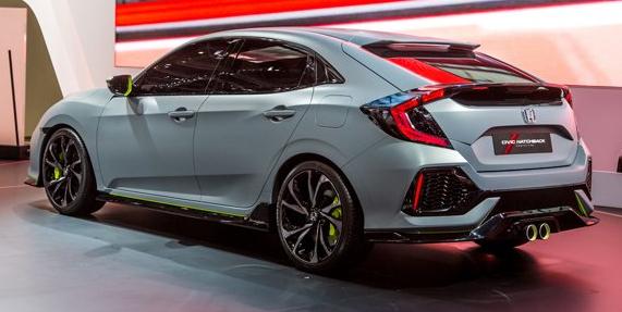 2017 Honda Civic Performance