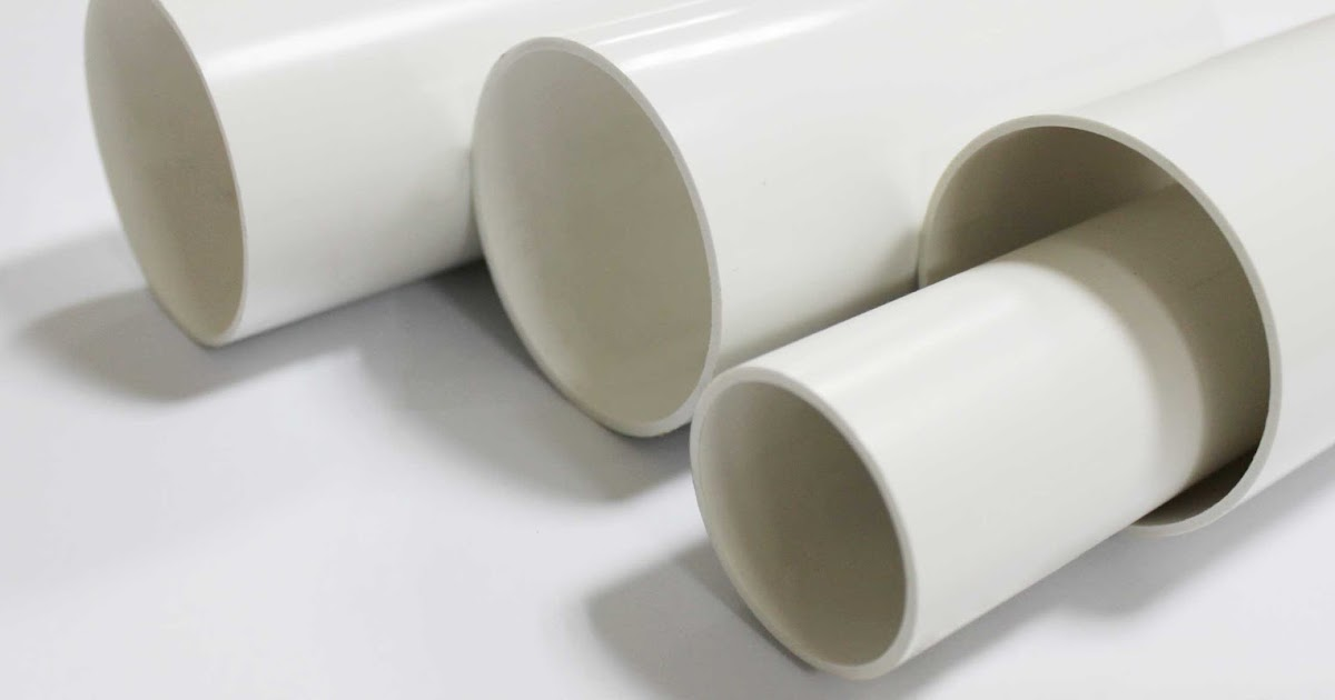 CPVC, PVC & UPVC Plastic Pipes & Fittings In India: The