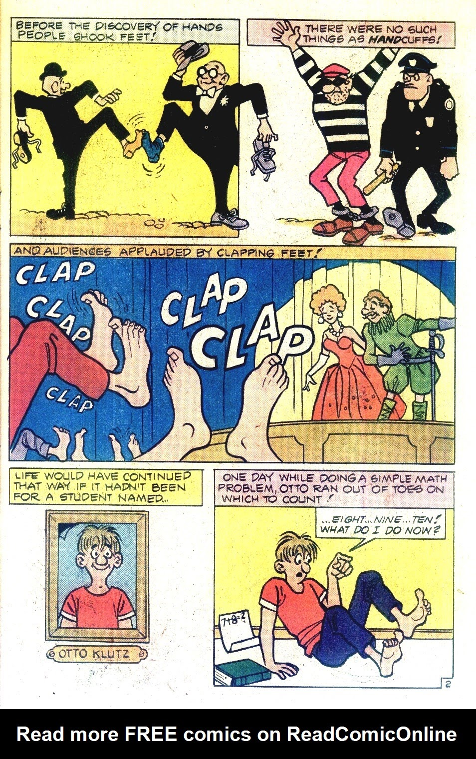 Read online Madhouse Comics comic -  Issue #106 - 23