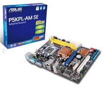 ASUS P5KPL-AM SE Divers update