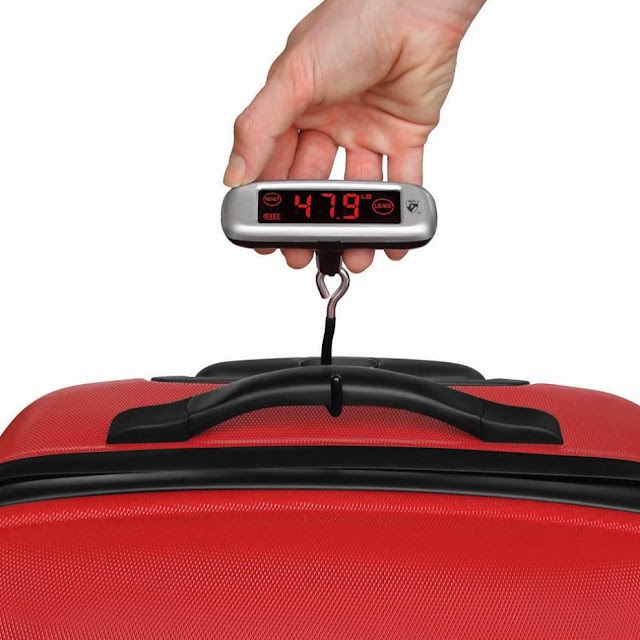 Best Gadgets For Frequent Fliers - Pocket Luggage Scale