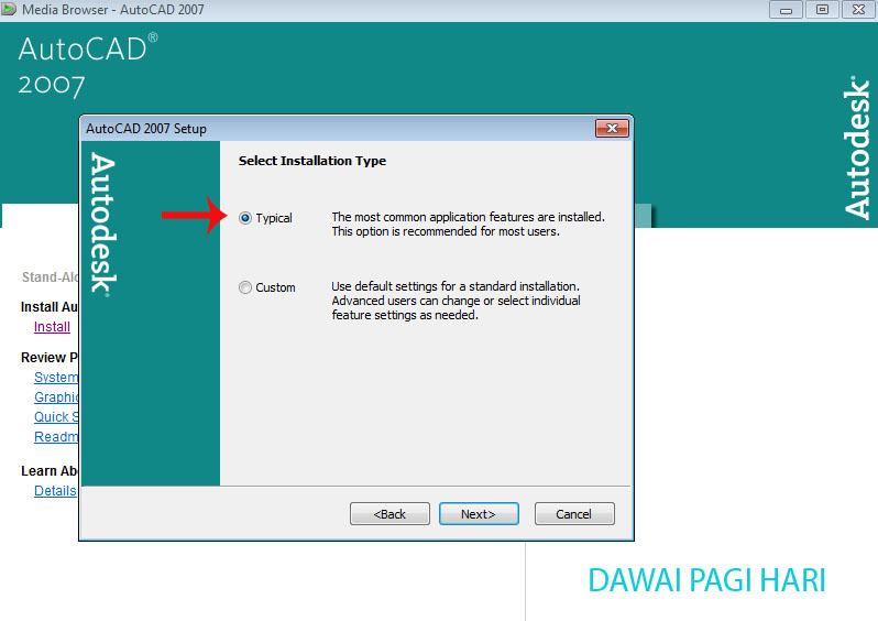 Cara Install AutoCAD 2007 di Windows 7 | seputaran teknik ...