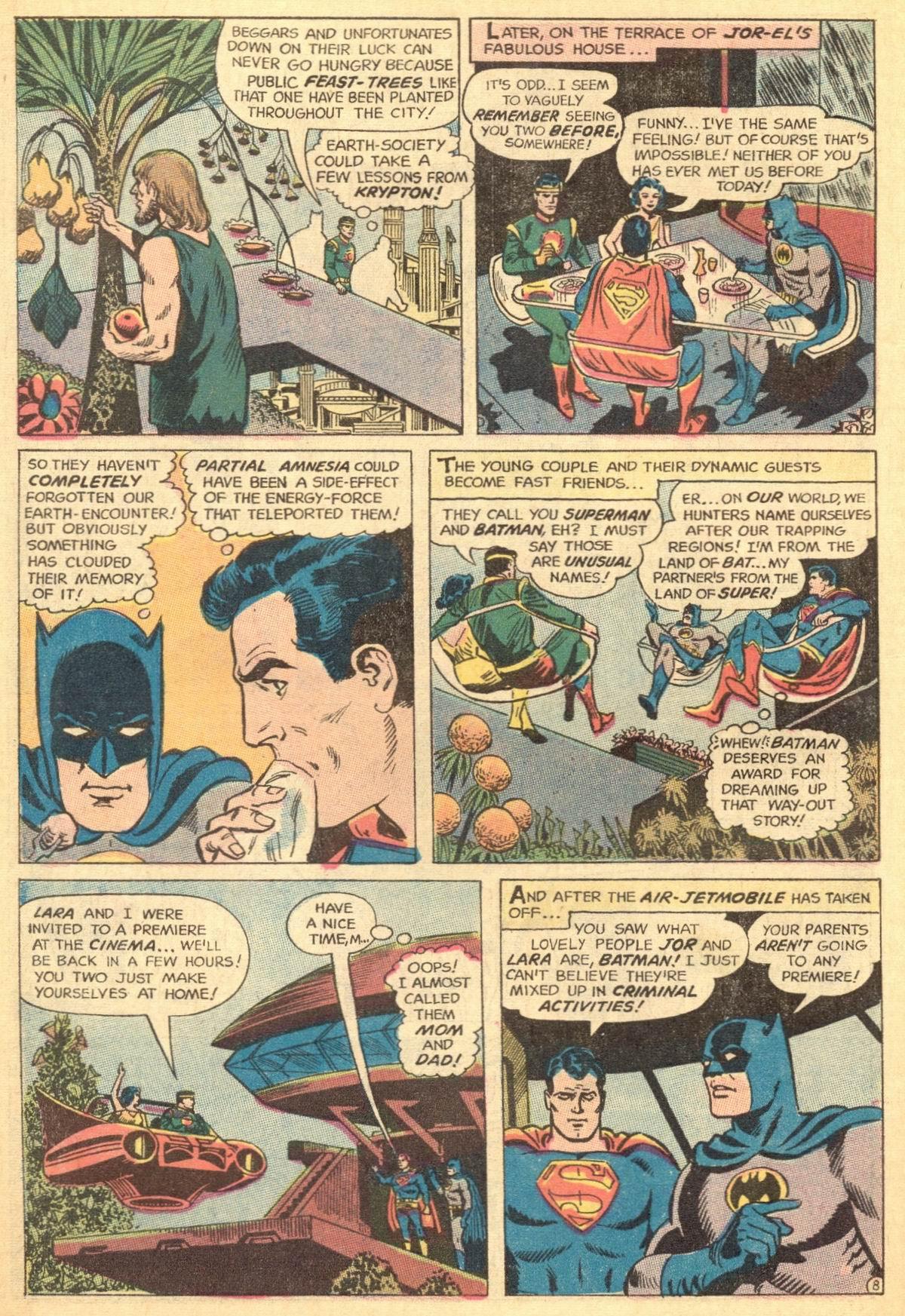 Read online World's Finest Comics comic -  Issue #191 - 10
