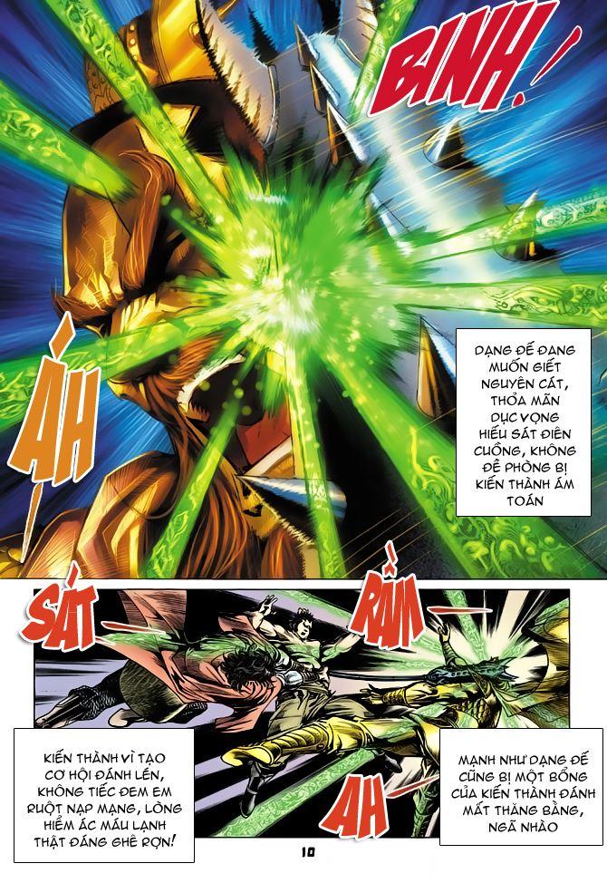 Đại Đường Uy Long chapter 52 trang 10