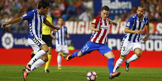 Prediksi Atletico Madrid vs Alaves Liga Spnayol