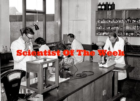 Scientist of the Week 3: Maud Leonora Menten