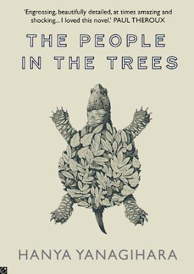 《林中秘族》The People in the Trees 英文版封面