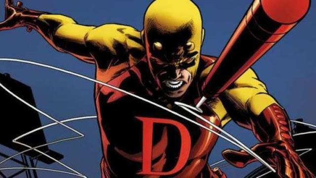 Na nova saga da Marvel, War of the Realms (Guerra dos Reinos), Demolidor terá um novo poder. A habilidade permitirá que o personagem veja a Bifrost.
