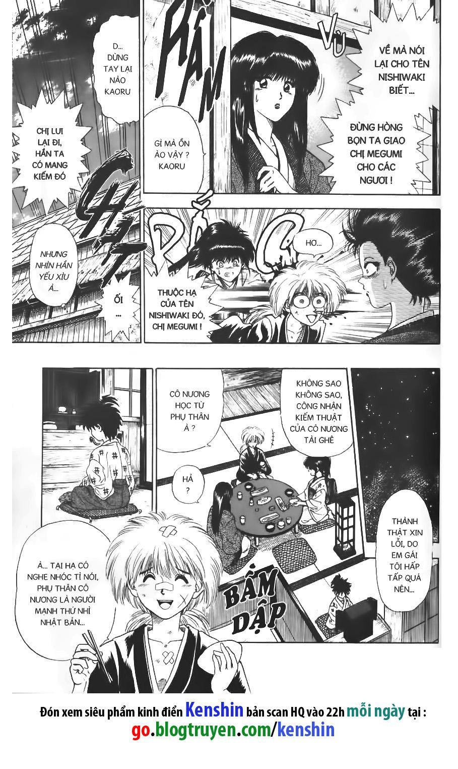 Rurouni Kenshin chap 22.5 trang 8