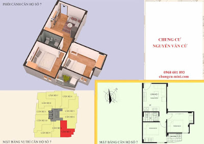 Thiết kế chung cư mini Nguyễn Văn Cừ - Long Biên