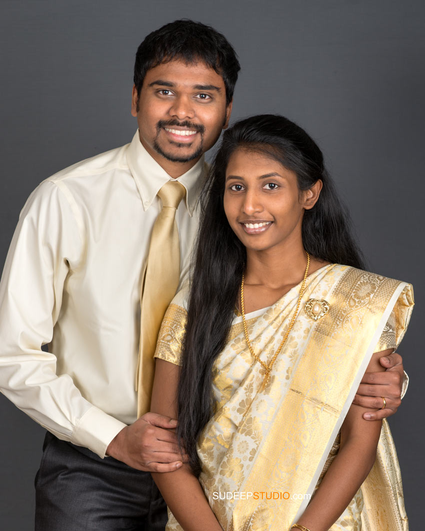 Wedding Anniversary Portrait - Sudeep Studio.com