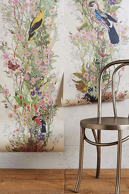 unique bohemian style furniture for Spring 2016 from Anthropologie