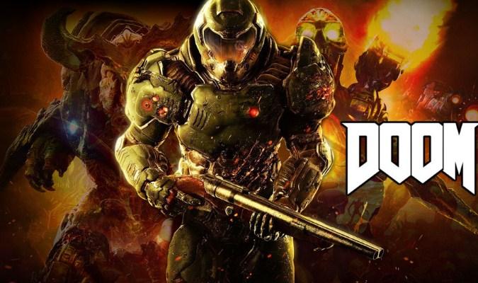 Game Komputer (PC) - Doom