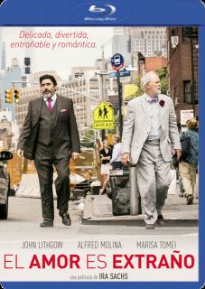 El Amor Es Extraño (2014) DVDRip Latino