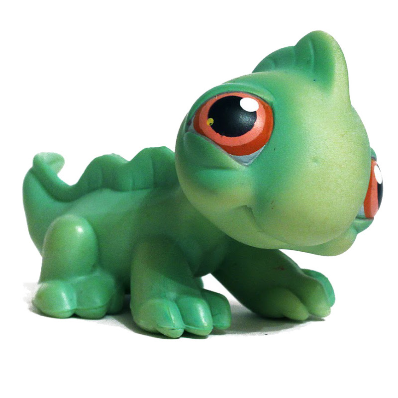 Littlest Pet Shop Singles Iguana   29  Pet