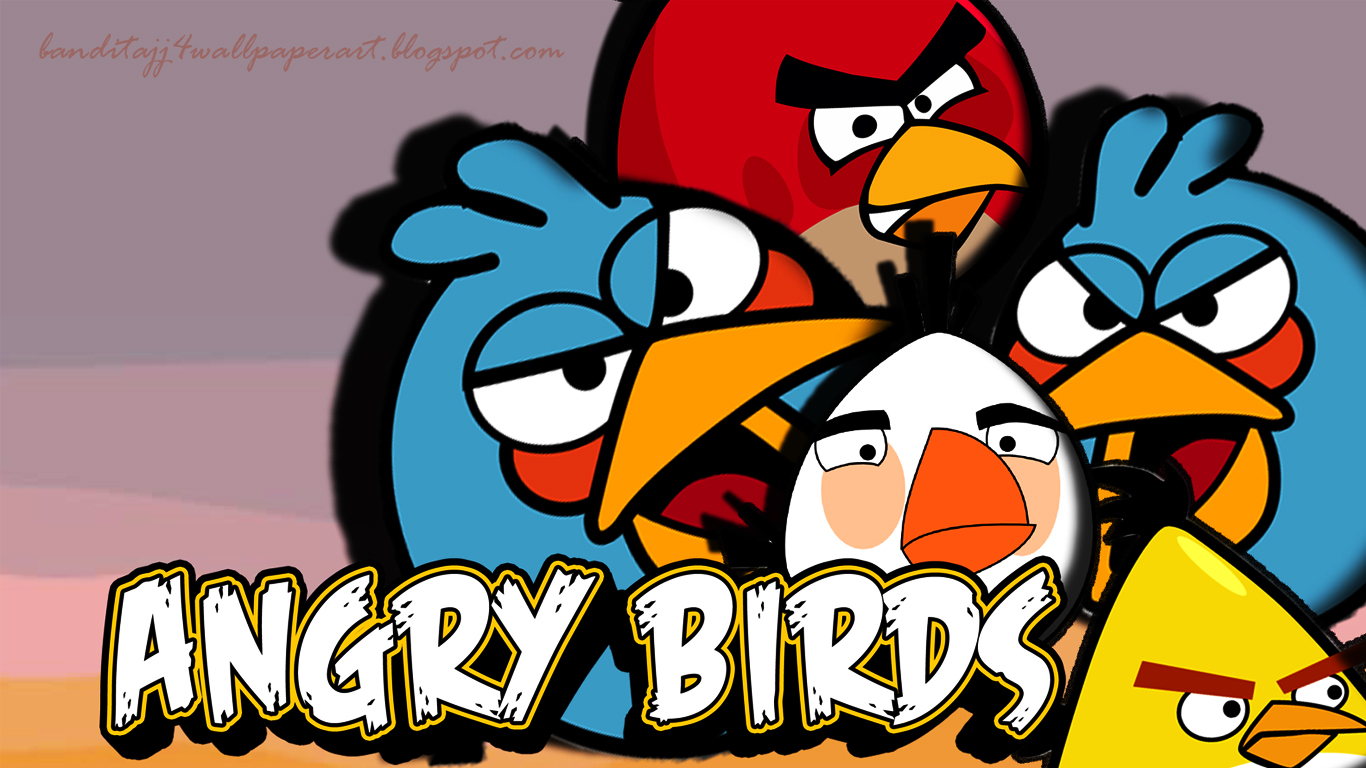 angry birds wallpaper 10 - photo #22