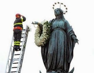 L'Essenza di Roma e la Festa dell'Immacolata Concezione - Visita guidata Roma