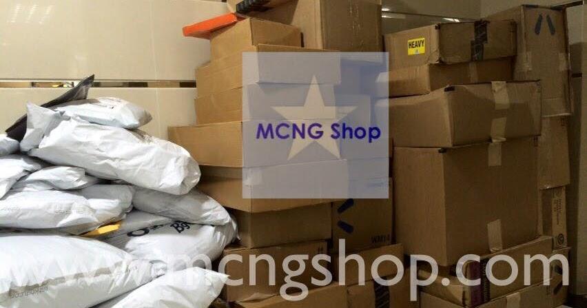 MCNG Shop: 美國集運 美國代運 美國轉運 香港 實重 免稅州 免稅倉