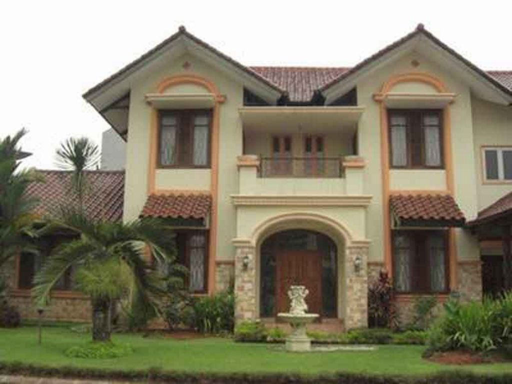 Contoh Rumah Sederhana Tapi Mewah Idaman