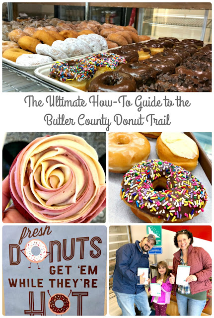 Located just north of Cincinnati, the Butler County Donut Trail is a donut lover's dream come true! This is the ultimate how-to guide to conquering this countywide culinary trail.