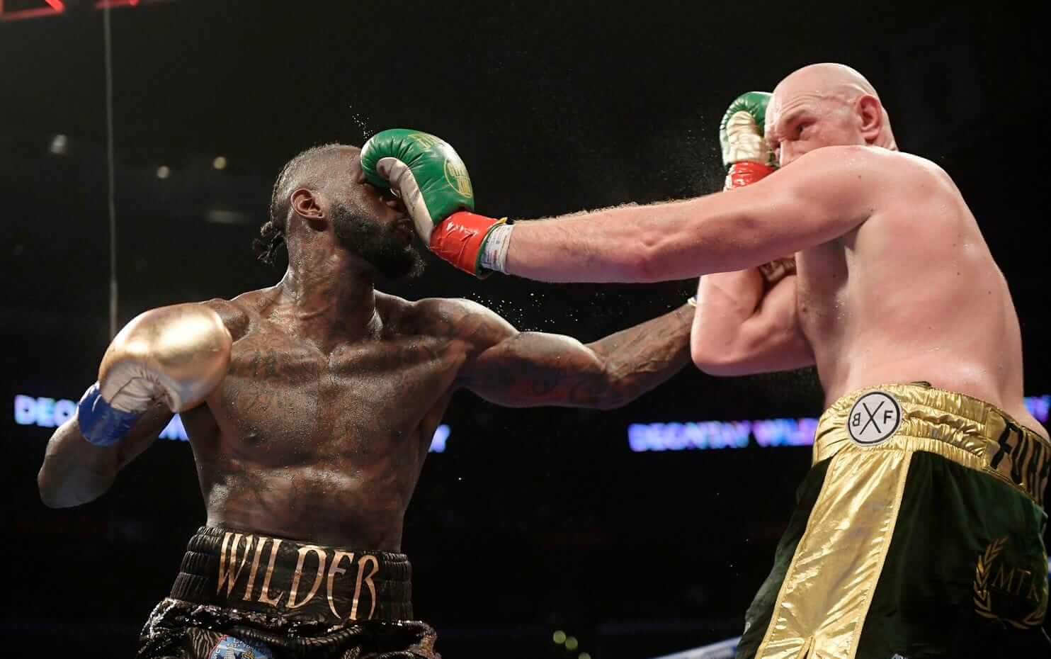 Deontay Wilder and Tyson Fury fight to controversial draw: Round-by-round analysis