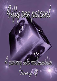 Fifty-one percent - A journey into Mediumship By Tony Garrod