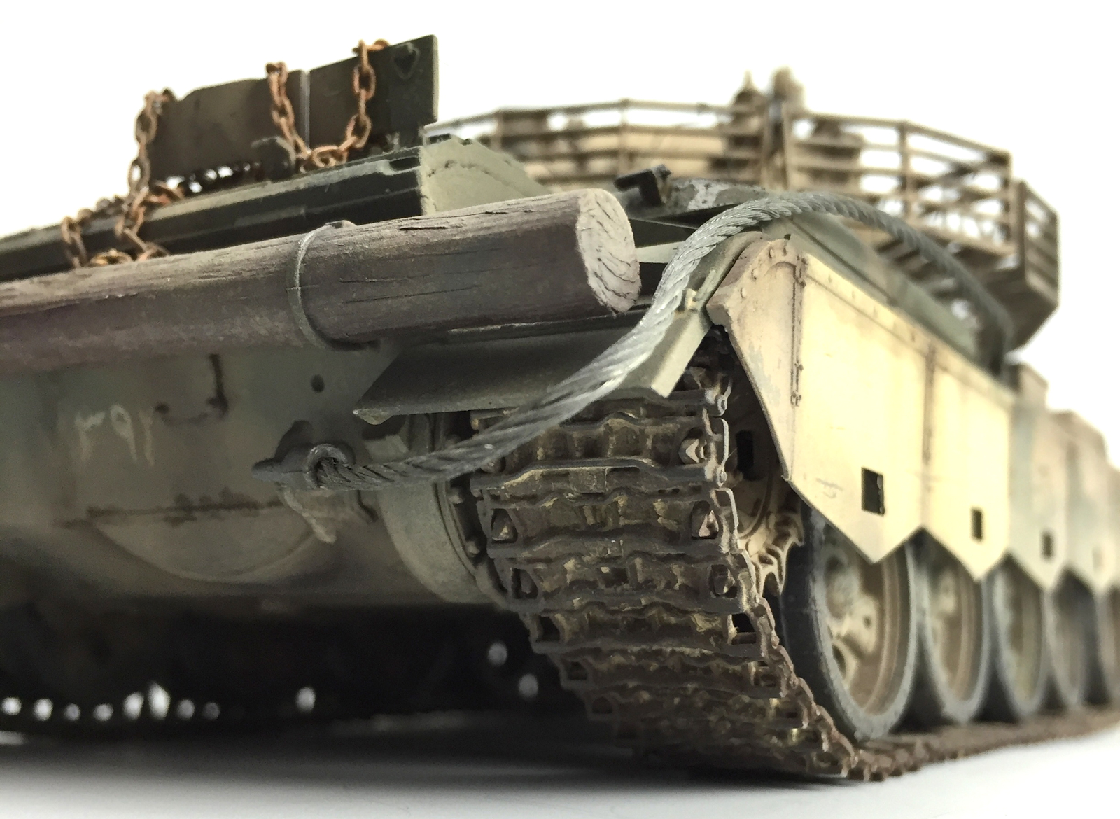 The Modelling News: Painting & Weathering Takom's 35th scale