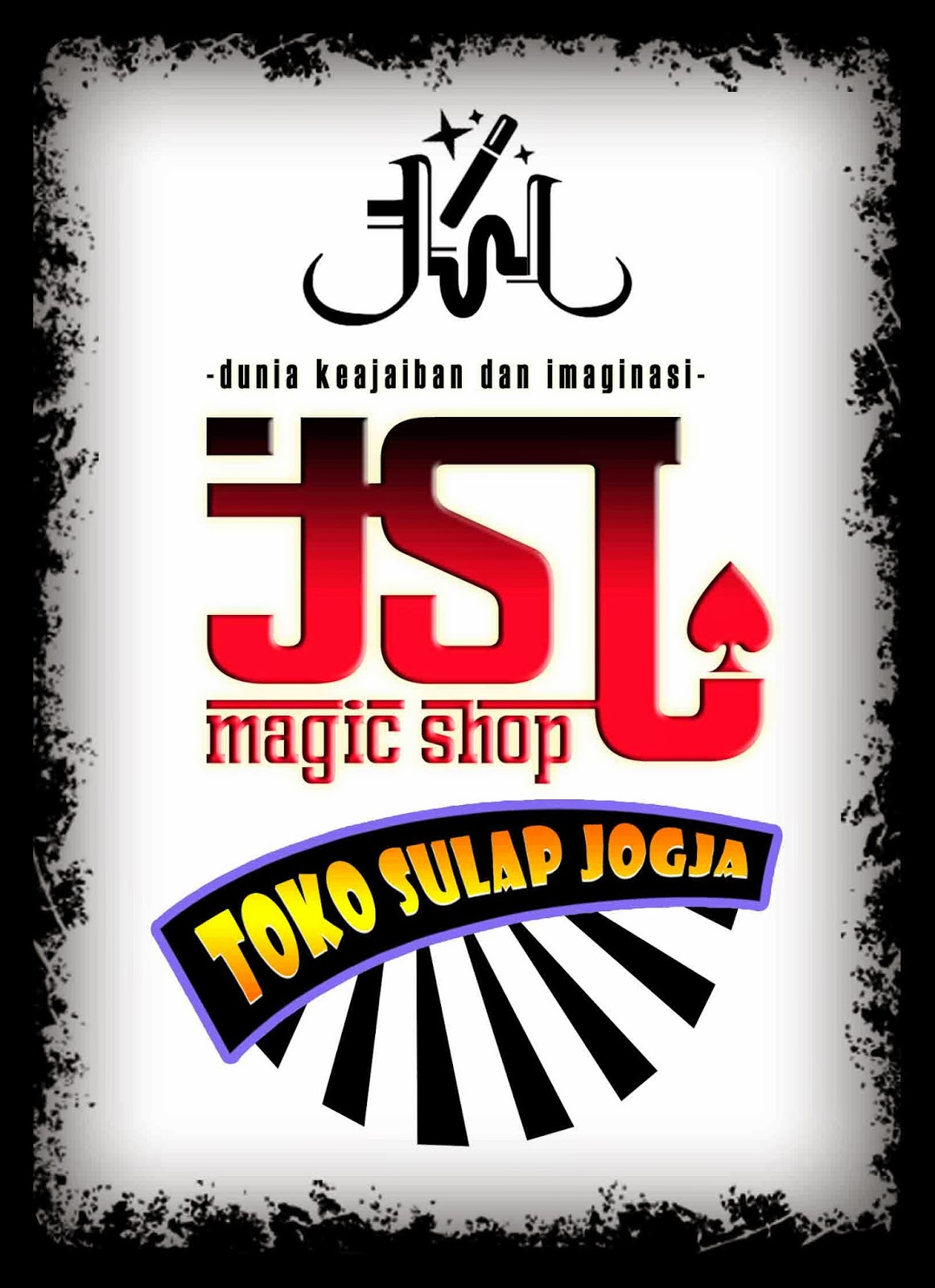 TOKO SULAP JOGJA SHARE THE LOVE MAGIC