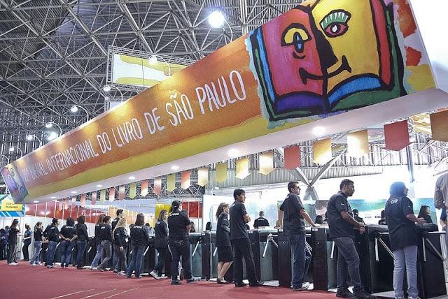[ARTIGO #14] BIENAL INTERNACIONAL DO LIVRO EM SÃO PAULO