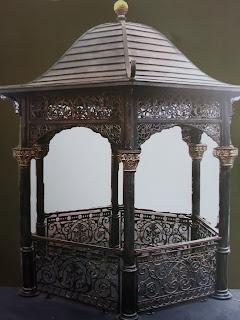 Pagar Besi Tempa Klasik, Pagar Rumah Antik, Pagar Tempa Mewah, Pintu Pagar