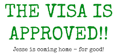 The Visa is Approved! Jesse is Moving to Australia!