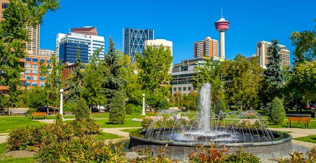 Calgary no Canadá
