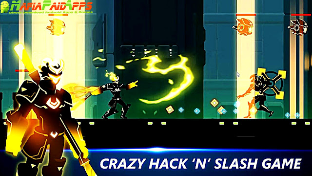 Overdrive – Ninja Shadow Revenge com.swordfighting.stickmanshadow MafiaPaidApps