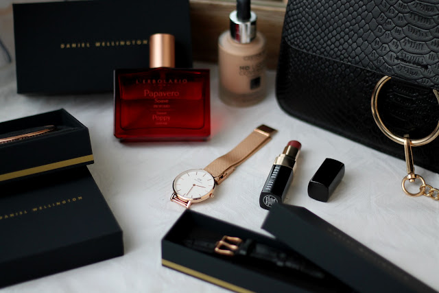 Daniel Wellington watch rosegold