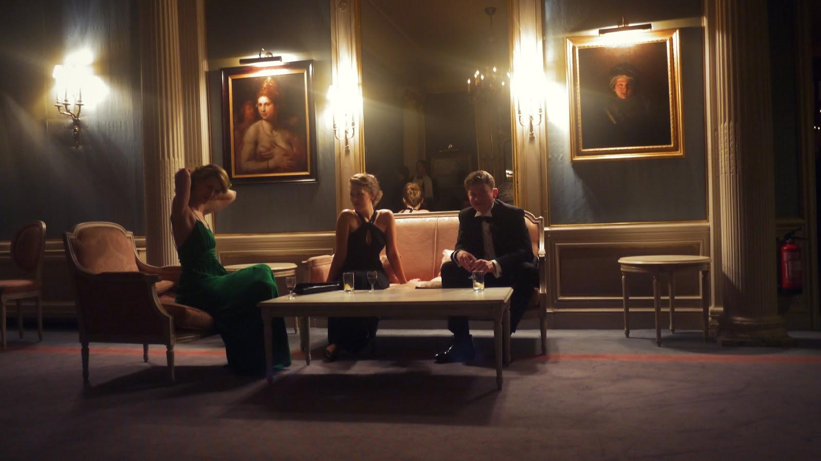 Savile Club Christmas Ball  LUX LIFE LONDON  A Luxury