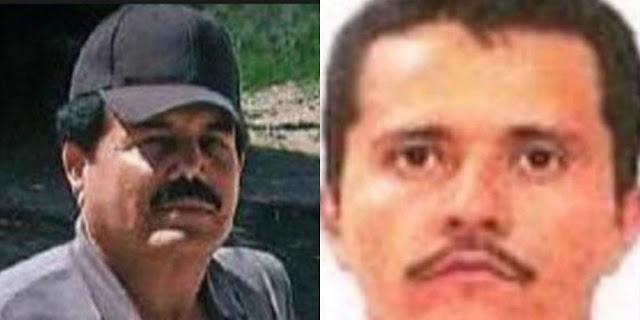 """""""El Mayo"""" Zambada y """"El Mencho"""" objetivos"""