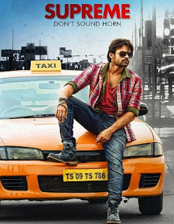 Sai Dharam Tej's Supreme  (2016) Telugu Mp3 Songs Free Download