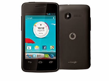 Hard Reset Vodafone Smart Mini