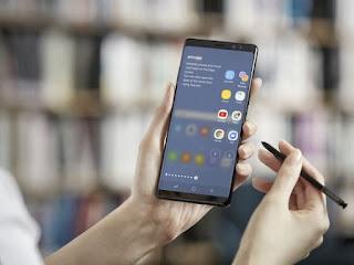 Fitur Samsung Galaxy Note 8 Terbaik