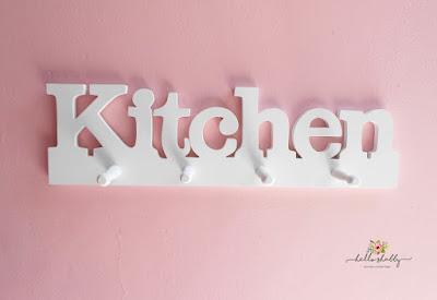 dapur shabby chic : jual kapstok kitchen putih ~ hello