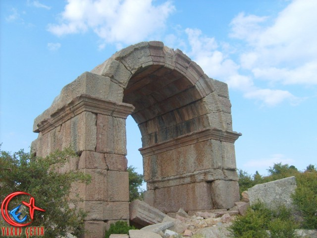 Zengibar Kalesi - Bozkır/Konya