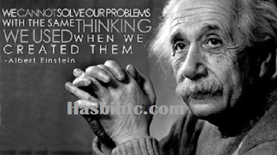 Sepuluh Nasihat Bijak Albert Einstein