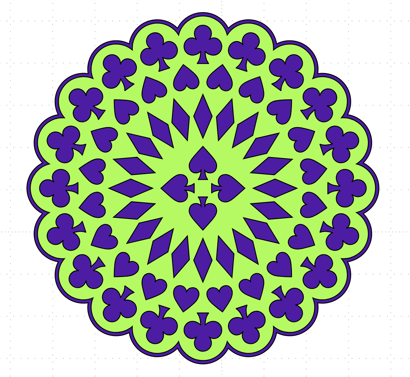 Download Crafting chaos: Scan N Cut - How to Create a Custom Doily ...