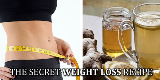 The Secret Weight Loss Recipe - Lose 10 pounds in Just 2 Days!